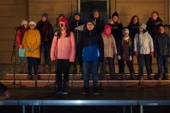 1. 12. 2019 - Zahájení Adventu v Třešti