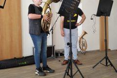 4. 6. 2021 - Projekt s Brass quintet v Batelově