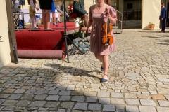 8.6.2021- Předávání vysvědčení v Telči